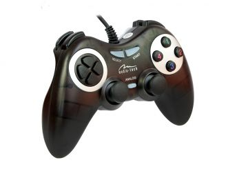Media-Tech CORSAIR II gamepad (fekete)