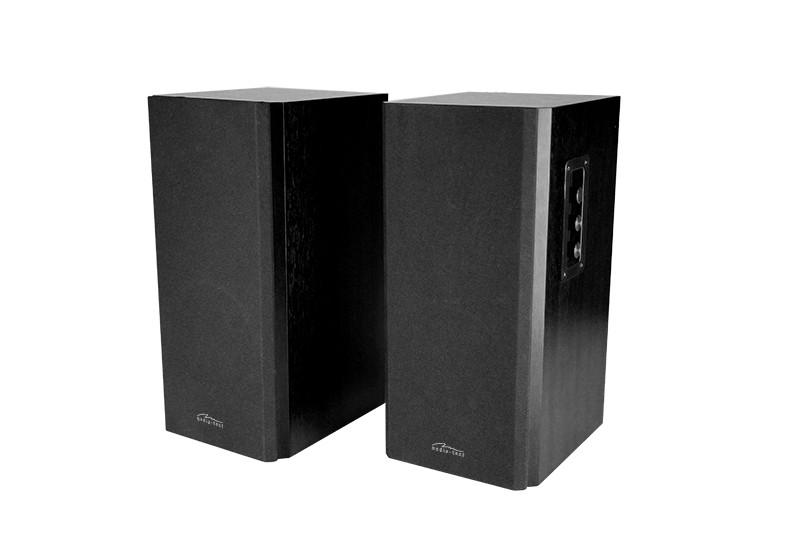 Media-Tech AUDIENCE HQ hangszóró szett (2x20W) - fekete