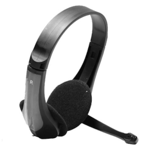 Media-Tech LECTUS mikrofonos headset