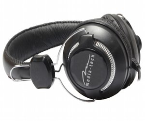 Media-Tech MAURIS mikrofonos headset