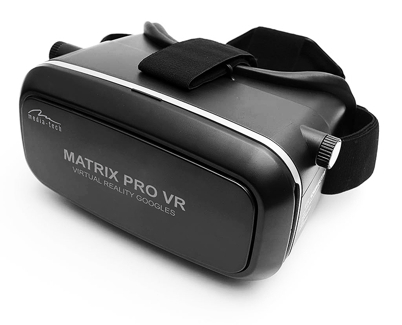 Media-Tech MATRIX PRO VR szemüveg