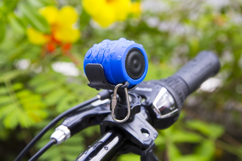 MusicMan NANO BIKE Bluetooth Soundstation waterproof BT-X19 (kék)