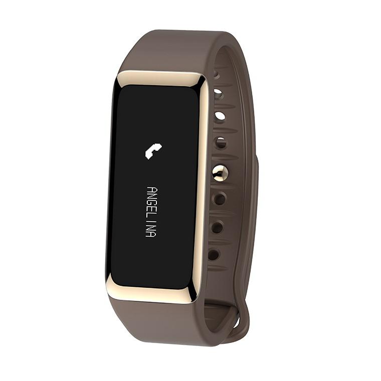 MYKRONOZ Smartwatch ZeFit2 barna/arany