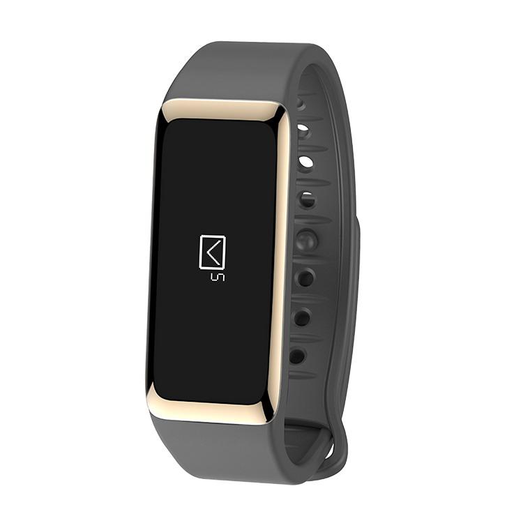 MYKRONOZ Smartwatch ZeFit2 szürke/arany