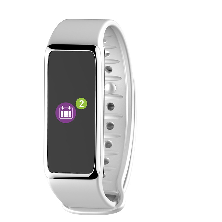 MYKRONOZ Smartwatch ZeFit3 Heartrate fehér