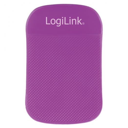 LogiLink Tapadós, csúszásmentes alátét, lila