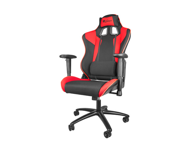 Natec Genesis SX77 GAMING CHAIR BLACK-RED