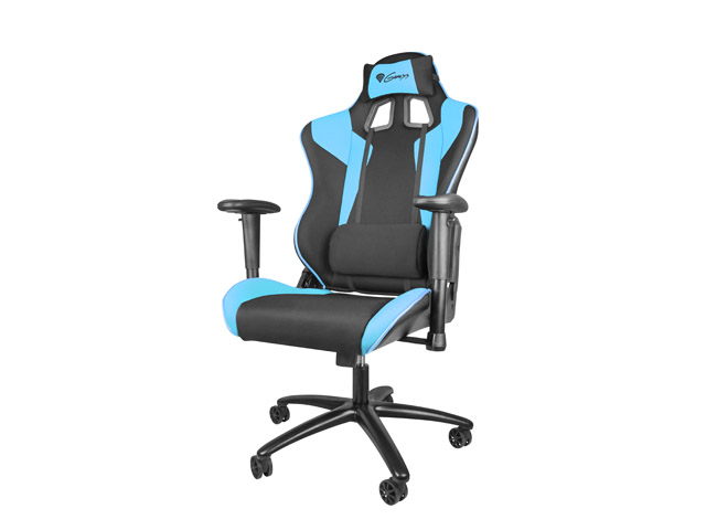 Natec Genesis SX77 GAMING CHAIR BLACK-BLUE