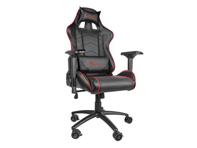 GENESIS NITRO 880 GAMING CHAIR BLACK
