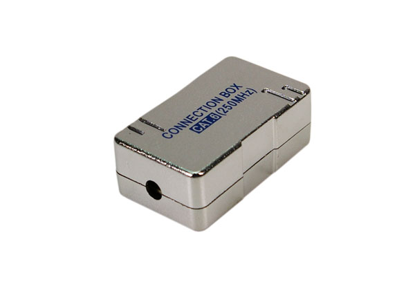 Logilink Connection Box, LSA, CAT6, metalised