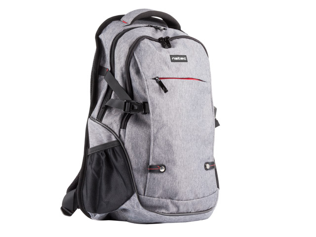 LAPTOP BACKPACK NATEC ALPACA 15,6'' GREY