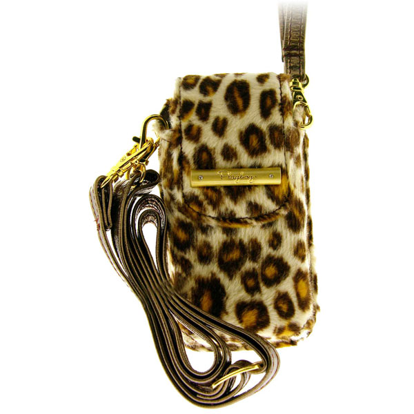 Playboy mobiltok Mini Bag Leopard G