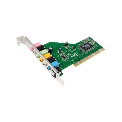 LogiLink 7.1 csatornás PCI hangkártya