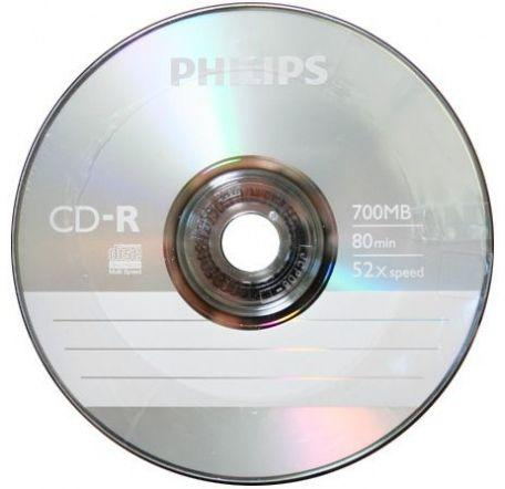 Philips CD-R80 Papírtokos