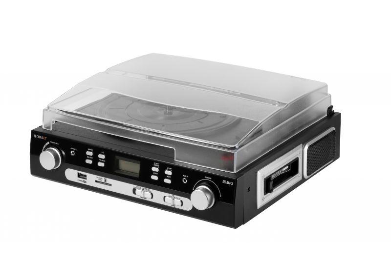 Technaxx TX-22 Lemezdigitalizáló rádióval