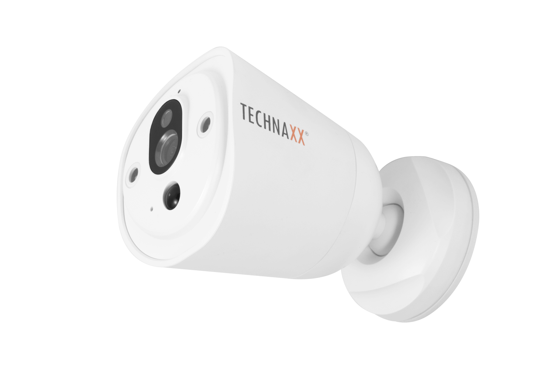 Technaxx Easy IP-Cam HD wireless TX-55 White