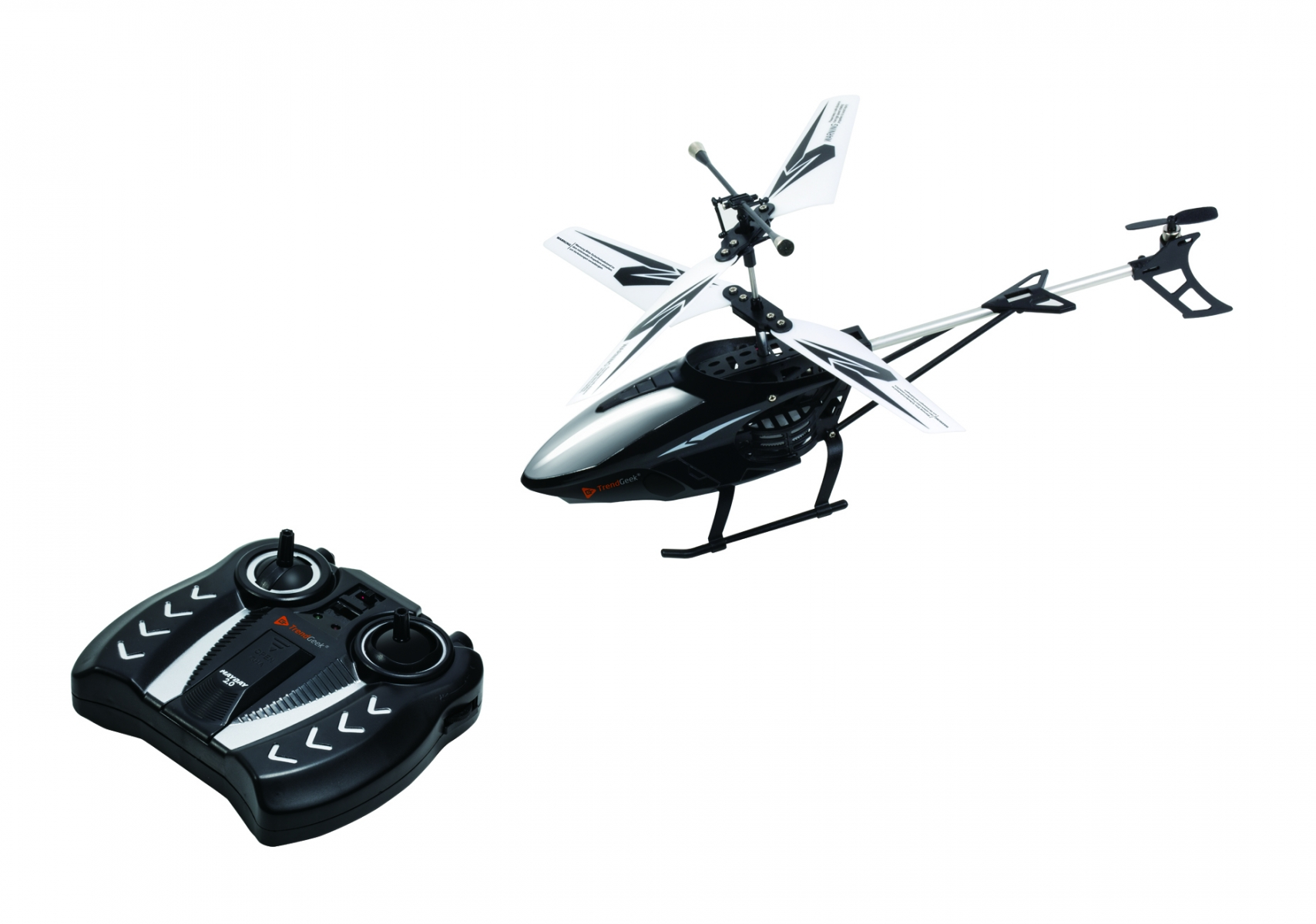 TrendGeek Crash Resistant TG-003 RC Helikopter