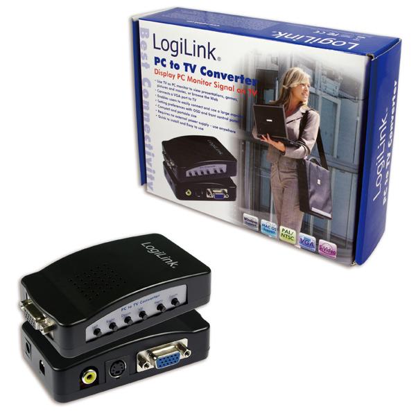 Logilink PC - TV konverter