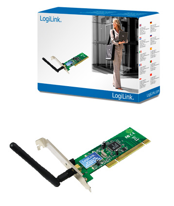 LogiLink Wireless N PCI Adapter