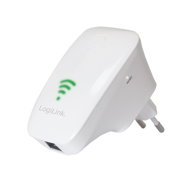 LogiLink Vezeték nélküli N 300Mbps Repeater